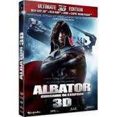 Albator, Corsaire De L'espace - �dition Ultimate - Blu-Ray3d + Blu-Ray+ Dvd de Shinji Aramaki