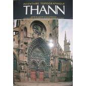 Inventaire Topographique Thann de Collectif