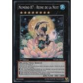 Yu-Gi-Oh ! Num�ro 87 : Reine De La Nuit Numh-Fr034 Super Rare 1�re �d