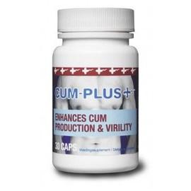 Cum-Plus - Augmente La Qualit� Et Le Volume De Sperme Lot Pack De 3 : 1 Mois De Traitement