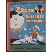 Conte Du P�re Et De La M�re Cancan : Pouce, Radieuse Et Bradahou Ou La L�gende De Madame La Lune de Emmanuel COCARD ( Texte et dessins )