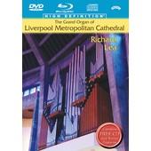 The Grand Organ Of Liverpool Metropolitan Cathedral de Paul Crichton