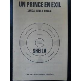 un prince en exil (linda,bella linda)