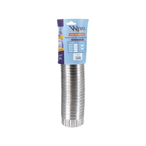 Cht305 gaine whirlpool aluminium 1.5m diam 150