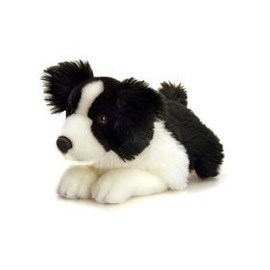 Peluche Chien Border Collie 35cm - Keel Toys