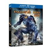 Pacific Rim - Combo Blu-Ray3d + Blu-Ray2d de Guillermo Del Toro