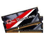G.Skill RipJaws SO-DIMM 8 Go (2 x 4 Go) DDR3 1600 MHz CL9 - Kit Dual Channel DDR3 PC3-12800