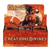 Magic Mtg - Boite De 36 Boosters Cr�ations Divines