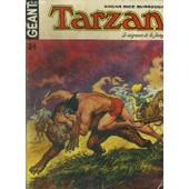 Tarzan Le Seigneur De La Jungle - Geant N�24 - Trimestriel. de EDGAR RICE BURROUGHS