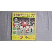 Panini Football 77 Album 1977 Complet de PANINI