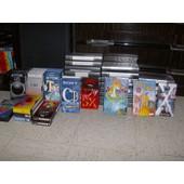 Lot de Cassettes VHS