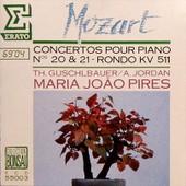 Concerto Pour Piano N�20 & 21 - Rondo Kv 511 - Wolfgang Amadeus Mozart