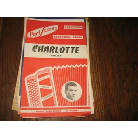 charlotte polka (( robert terrisse -- accordeon