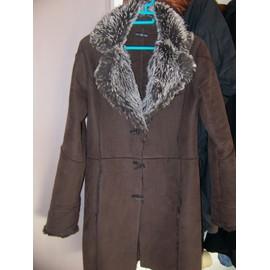 Manteau Avec Doudoune Au Col