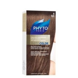 Phytosolba Phytocolor - Coloration N�6 Blond Fonc� - 125 Ml