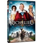 Richelieu, La Pourpre Et Le Sang de Henri Helman