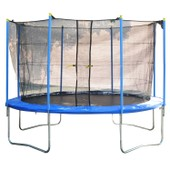 14 Ft Trampoline De Jardin 427cm Avec Filet De Protection Haute Qualit�70