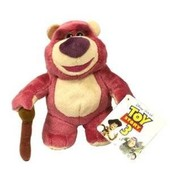 Toy Story Lotso 8inch Plush Soft Toy
