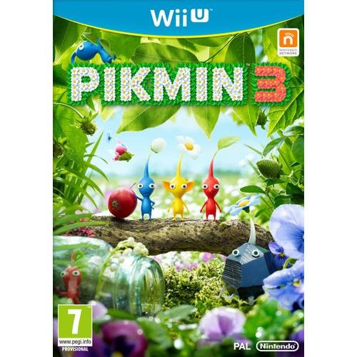Pikmin 3 Wii U - Nintendo Wii U