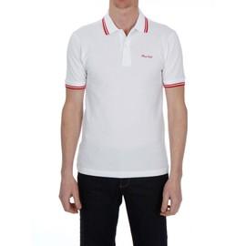 Polo Homme 100% Coton Piqu� Griff� - Coupe Slim-Fit