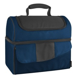 Dual 2 In 1 - Pop Top Sac Souple Isotherme 15 L Bleu