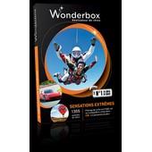 Wonderbox - Coffret Cadeau Sensations Extr�mes