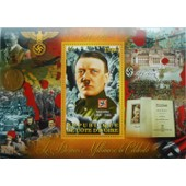2� Guerre Mondiale - Personnage - Hitler - Bloc Neuf**