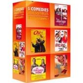 Coffret 5 Com�dies Irr�sistibles - 7 Ans De Mariage + Ol� + Apr�s Vous + La Confiance R�gne + Bienvenue Chez Les Rozes - Pack de Didier Bourdon