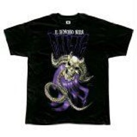T-Shirt Danzig - Il Demonia - Homme - X Large - Import Direct USA
