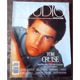 Studio N�25 Tom Cruise - Rain Man