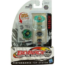 Toupie Beyblade Metal Fusion Masters Officielle Ray Striker Bb-71 Hasbro
