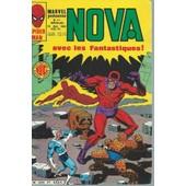 Nova N� 41 ( 10 Juin 1981 ) : Peter Parker Alias L'araign�e + Spider-Woman + Les 4 Fantastiques ( Fantastic Four ) de roger stern & mike zeck / mark gruenwald & carmine infantino / gerry conway & john buscema & joe sinnott