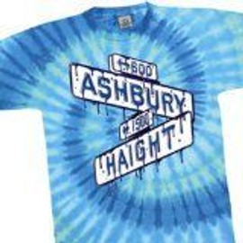 T-Shirt Grateful Dead - Haight Ash Spiral - X Large - Import Direct USA
