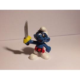 Schtroumpf Figurine - Schtroumpf Pirate - Corsaire