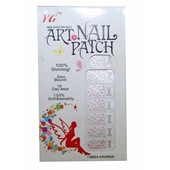 14 Stickers Ongles Strass Glamour Art Nail Patch +1 Lime Sexy Pierre-Cedric !