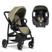 Combin� Evo Travel System - Graco Couleurs Sable