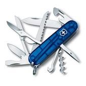Couteau Suisse Victorinox Huntsman Bleu Translucide