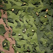 Filet De Camouflage 4m X 5m Arm�e Surplus Militaire Neuf
