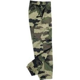 Pantalon Treillis F2 Militaire Reglementaire Armee Francaise Cam