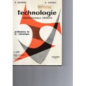 Technologie Professionnelle G�n�rale de A Dupont et A Castell