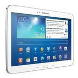 Samsung Galaxy Tab 3 10.1 quot; GT-P5210 16 Go Blanc - Tablette Internet - Dual-Core 1.6 GHz 1 Go 16 Go 10.1 quot; LED Tactile Wi-Fi/Bluetooth/Webcam Android 4.2