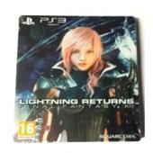 Steelbook Final Fantasy Xiii Lightning Returns