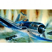 Maquette Avion : Vought F4u-1a Corsair