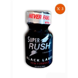 Pop Super Rush Pentyl X 3 Fioles