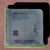 AMD Athlon 64 X2 4400+ 2.30 GHz - AM2