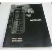 Notice Manuel T�l�phone Nokia 5220 Xpressmusic