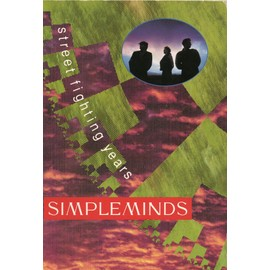 Simple minds street fighting pvg