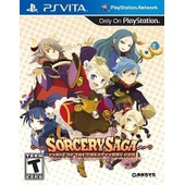 Psp Sorcery Saga: Curse Of The Great Curry God (Ps Vita)