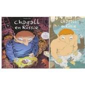 Chagall En Russie ( Tome 1 & 2 ). de ( Bande dessin�e ) - Sfar Joann - Chagall Marc.