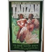 Tarzan L'homme Singe - 1981 - Affiche Originale Am�ricaine Pli�e 70 X 105 - Bo Derek
